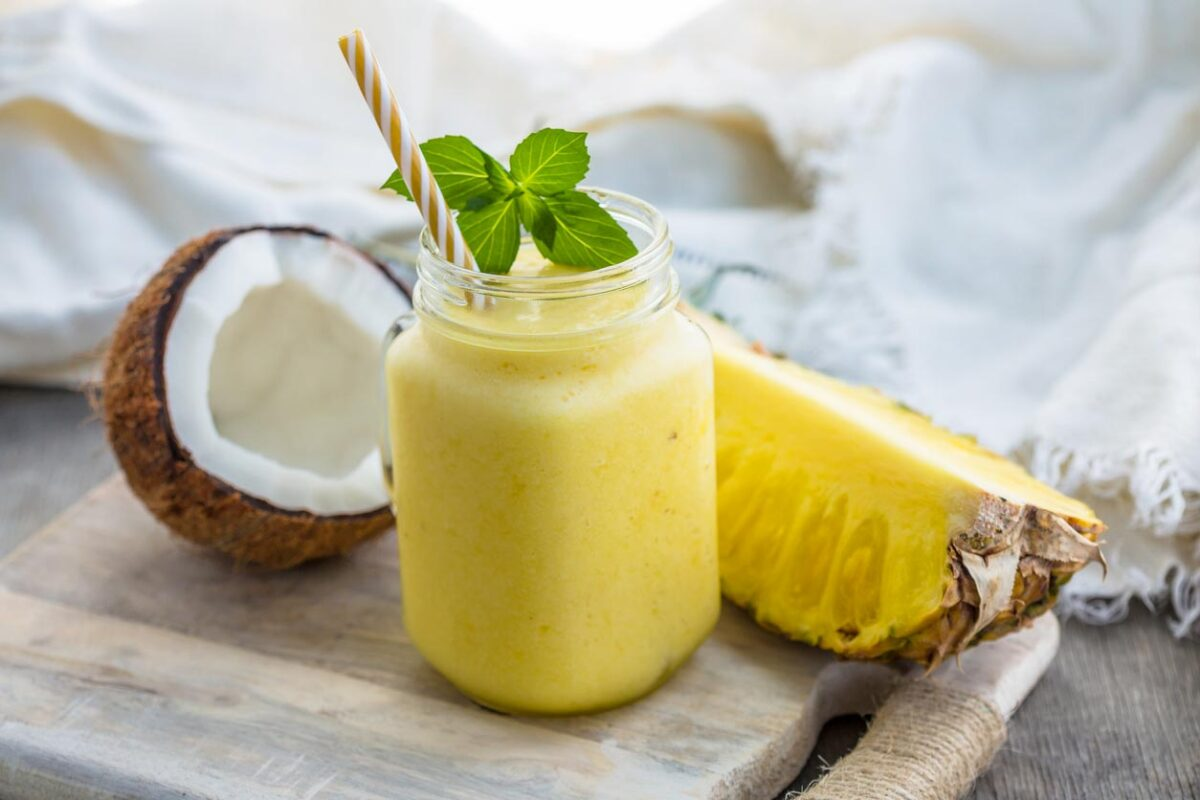 receta de smoothie facil